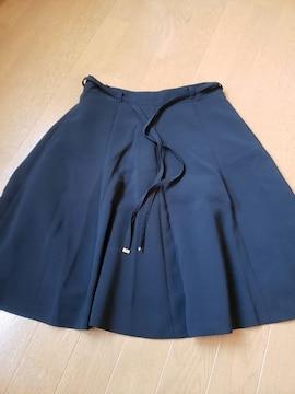 ☆新品☆エマジェイムス☆ブラックスカート☆w67