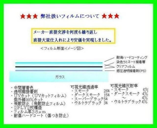スズキ ジムニー JA22,12 カット済みカーフィルム フロント < 自動車/バイク