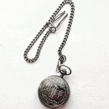 黒執事 鎖時計 懐中時計