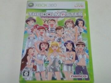 ゲームソフト[Xbox360] THE iDOLMASTER/アイドルマスター