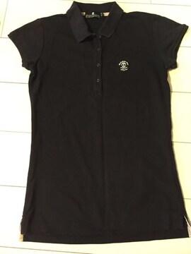 ユニクロ☆半袖ポロシャツ☆Tシャツ☆カットソー☆ブラック黒