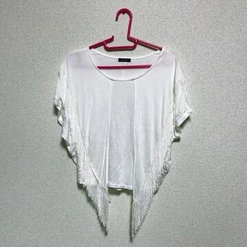 ☆EMODA フリンジTシャツ☆