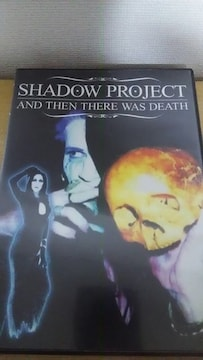 SHADOW PROJECT(Christian Death)ゴシック・ロック/デスロック