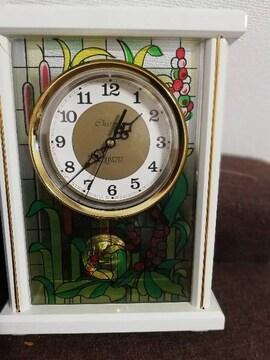 ☆激安☆大幅値下げそ高級アンティーク置時計(未使用)