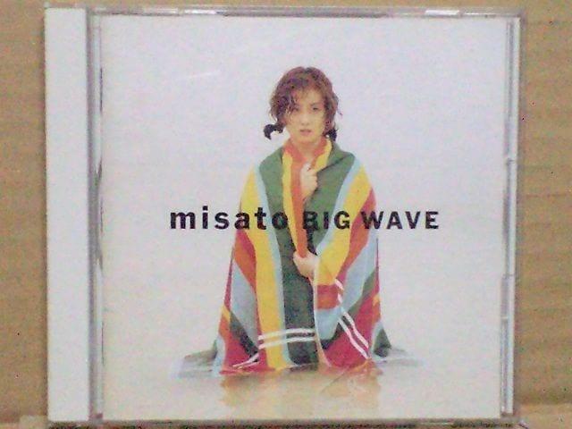 渡辺美里 misato BIG WAVE  < タレントグッズの