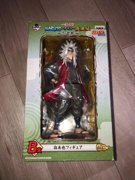★一番くじ NARUTO ナルト 疾風伝 B賞『自来也』ジライヤ★510