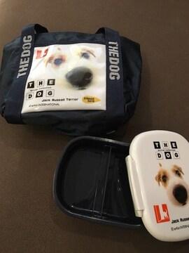 Dog お弁当箱&バック*。゜