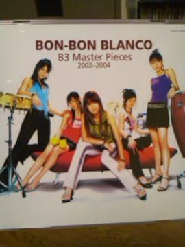 BONーBON BLANCO♪CD+DVD〜PV集〜帯付き