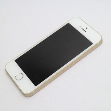 ●安心保証●美品●au iPhoneSE 64GB ゴールド●白ロム