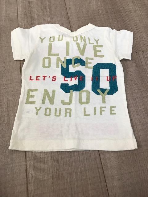 美品ジャンクストアー80半袖Tシャツ バックスタイル有サーフ < ブランドの