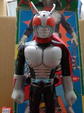 当時ポピー/仮面ライダースーパー1 ソフビビックサイズ