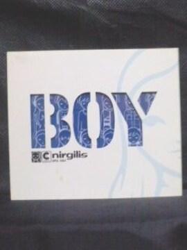 CDアルバム nirgilis/ニルギリス 3rd「BOY」