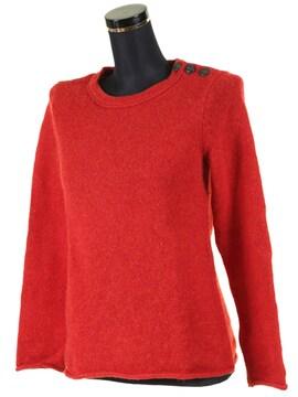 美品◆マーガレットハウエル◆ウールニット◆セーター/XS
