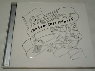 送料込 プリンセス・プリンセス「GREAT完全ベストアルバム」名曲M、ダイアモンド収録