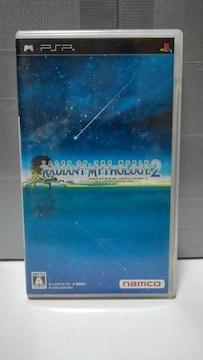 PSP テイルズ オブ ザ ワールド レディアント マイソロジー 2