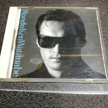 CD「渡辺謙/終わりのない輪舞」終わりのないロンド 87年盤