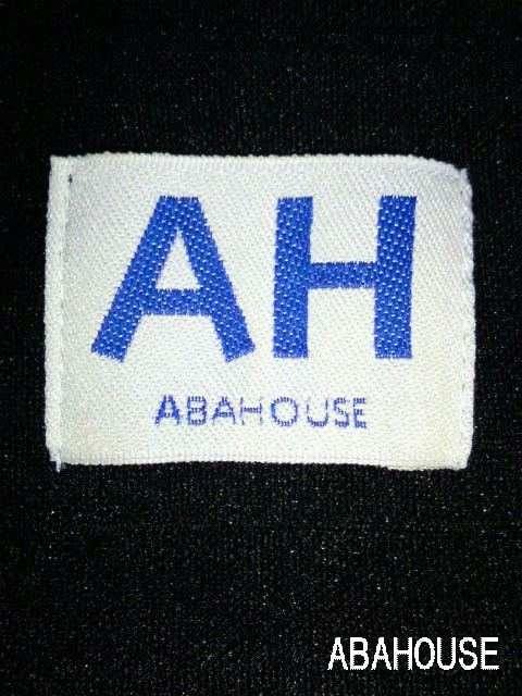 □ABAHOUSE/アバハウス キレカジ シャツ/ブラック/M☆メンズ < ブランドの