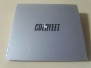 コールドフィートCD「COLDFEET」ドラムンベース 限定盤●