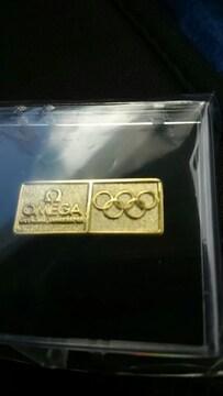 オメガ ノベルティ 非売品 オリンピック 2020 ピンズ 未使用 新品
