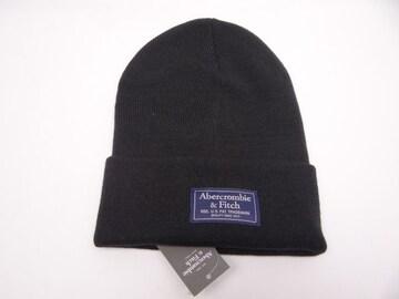 アバクロ メンズ ニット帽 BK 633670784