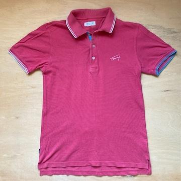 TOMMY(トミー)ポロシャツ ピンク Mサイズ 夏服