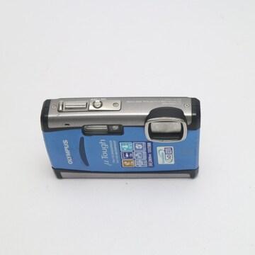 ●安心保証●美品●μTOUGH-6000 ブルー●