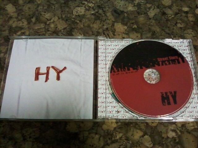 《限定盤》HY STRRET STORY エイチワイ ロック ROCK < タレントグッズの