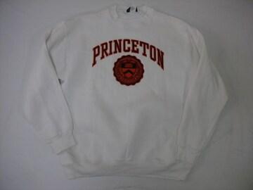 80年代 プリンストン大学 トレーナー L デッドストック