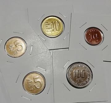 外国 古銭 韓国