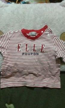 ELLETシャツ