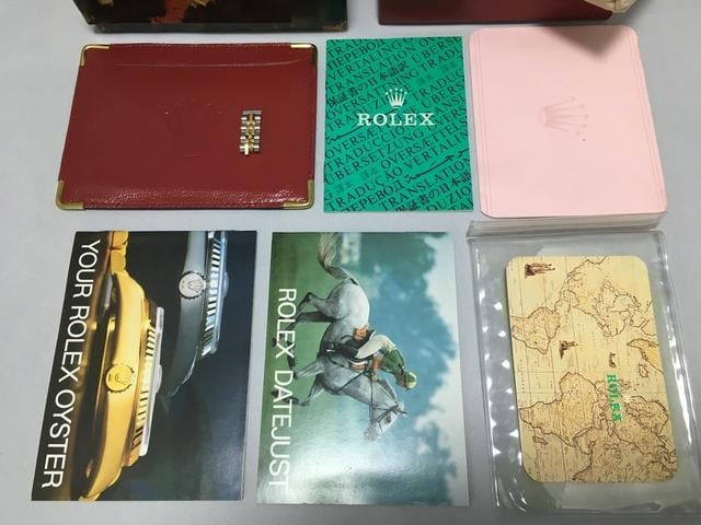 ■《ROLEX/ロレックス》純正ケース+付属品+コマ■ < ブランドの