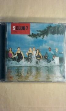 S CLUB 7 「S CLUB」 エス クラブ セブン