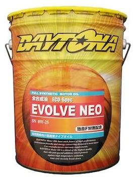 ☆ DAYTONA EVOLVE R. 0W-25. API-SP. 5GALです。