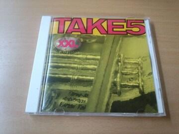 XXL THE JAZZ PROJECT CD「テイク5 TAKE5」廃盤●