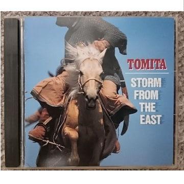 KF 冨田勲 蒼き狼の伝説 NHKスペシャル「大モンゴル」 CD