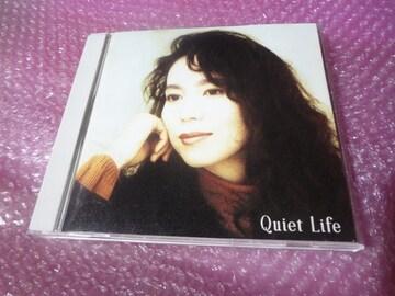 竹内まりや Quiet Life  ☆ 名曲ぞろいのアルバム