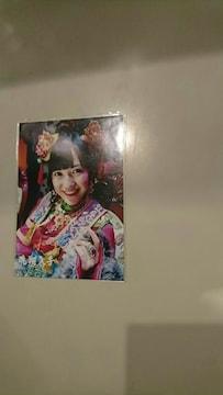 AKB48 フライング・ゲット 通常盤生写真 渡辺麻友