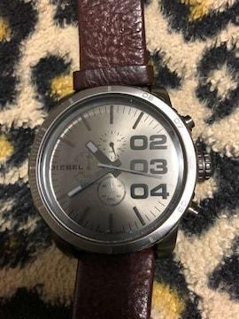 ディーゼル 腕時計 DZ-4210 クロノグラフ ビッグフェイス