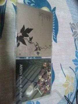 《MISIA/ラブ&バラードベストコレクション》【ベストCDアルバム】
