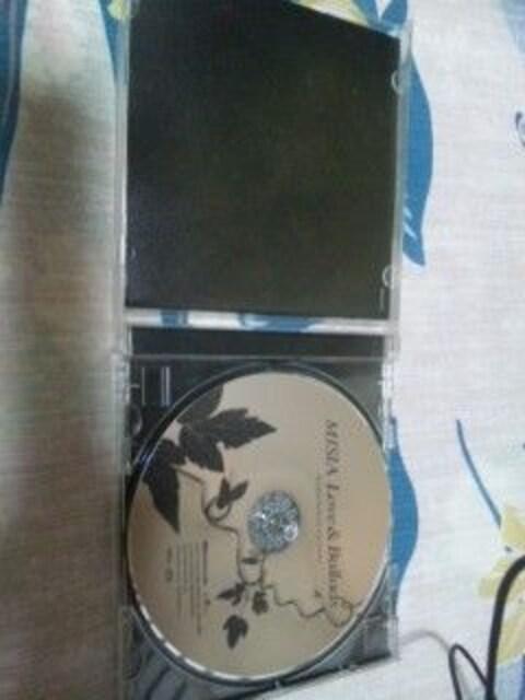 《MISIA/ラブ&バラードベストコレクション》【ベストCDアルバム】 < タレントグッズの