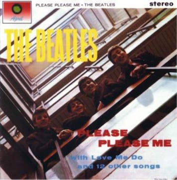 Beatles ビートルズ Please Please Me Stereo Mix 1CD