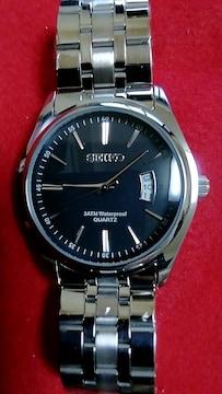腕時計 セイコー クォーツ 新品 動作確認済み