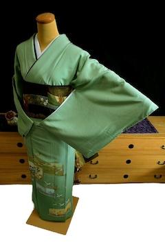【最高級】新品同様 現代の名工【和田光正】 色留袖 T1571