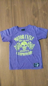 120�p紫Tシャツ��1295