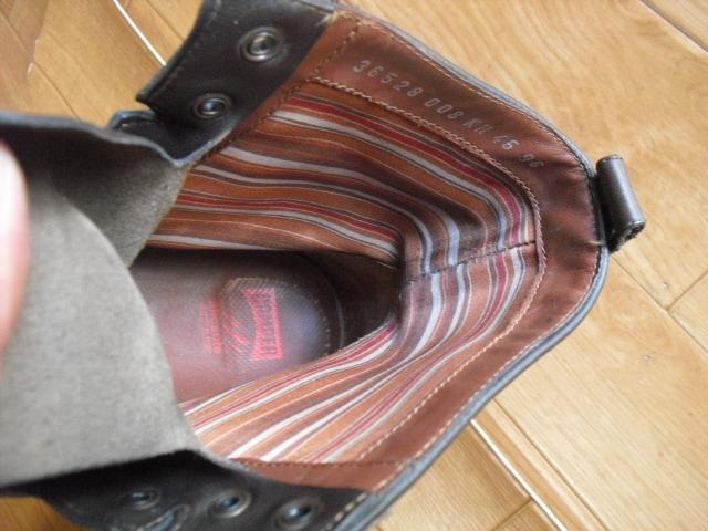 CAMPER カンペール アリカンテ ブーツ シューズ 29 < ブランドの
