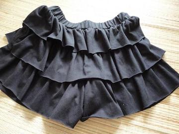 美脚美人になれそうなミニパンツスカート