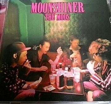 CD THE MODS MOONSHINER モッズ 帯あり