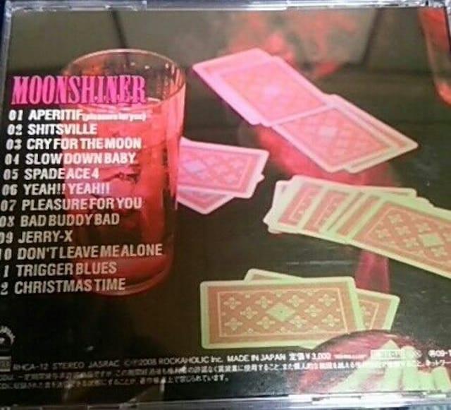 CD THE MODS MOONSHINER モッズ 帯あり < タレントグッズの