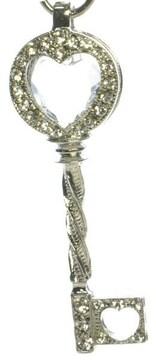 鍵ネックレス シルバー