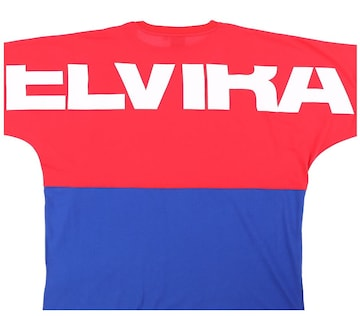 Elvira / エルヴィラ 2TONE DOLMAN T-SHIRT(L)